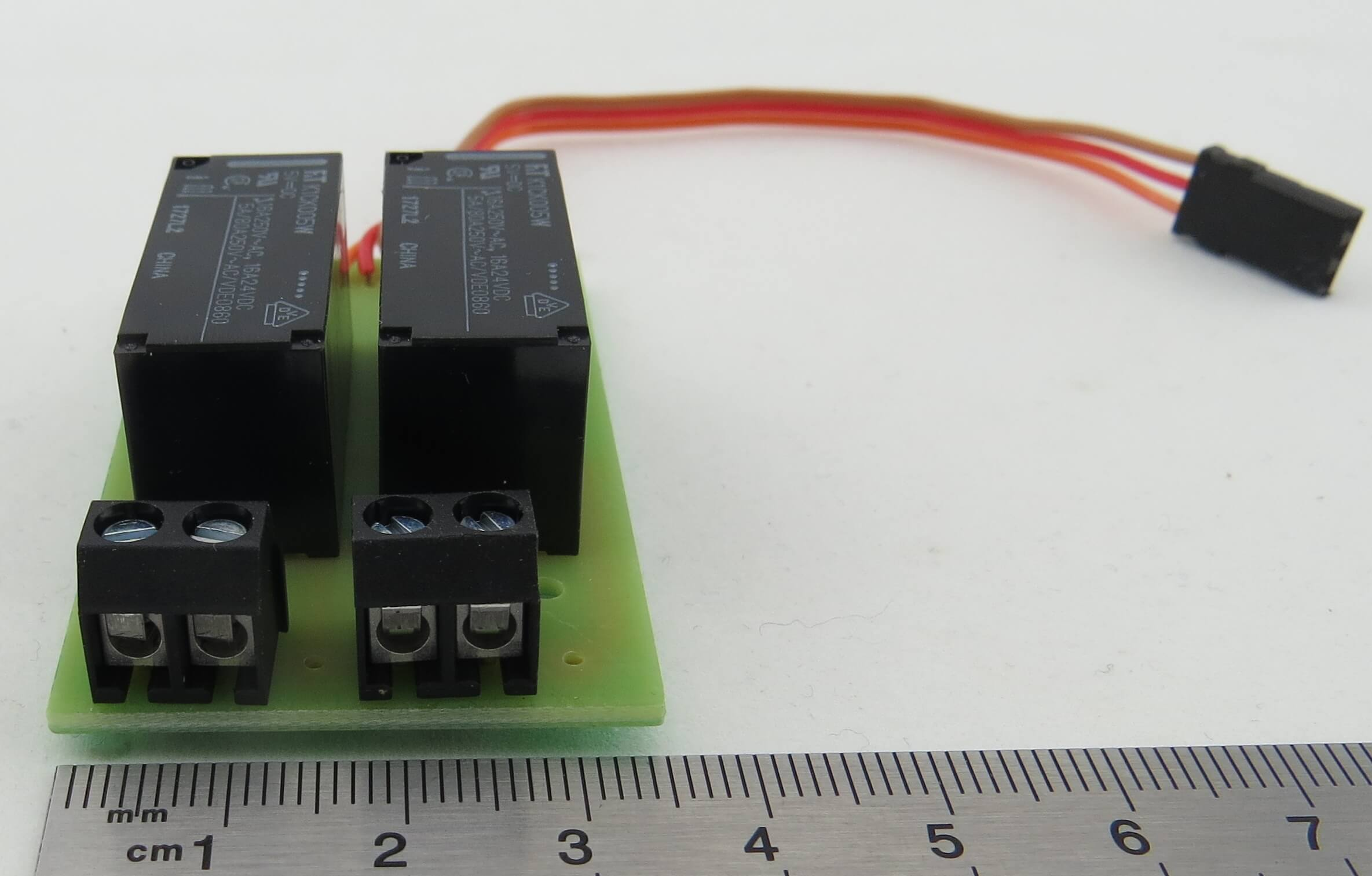Umpol Relay Module 16A For Multi Switch Decoder