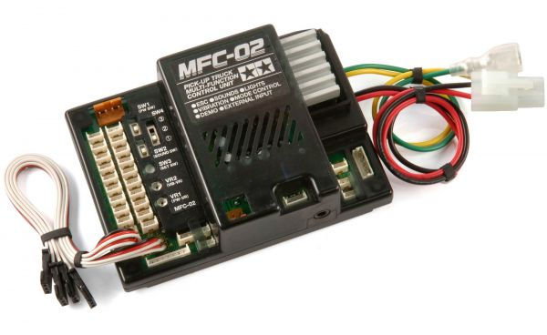 1x Tamiya MFC 02 multifunction unit for tractors