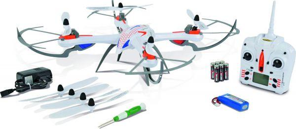 CARSON X4 Quadrocopter 550 SPY 2.4 GHz 100% RTF
