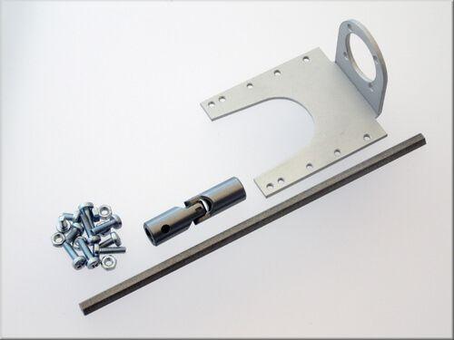 1 UAW zestaw montaż uchwytów samochodowych, przegub i wał
