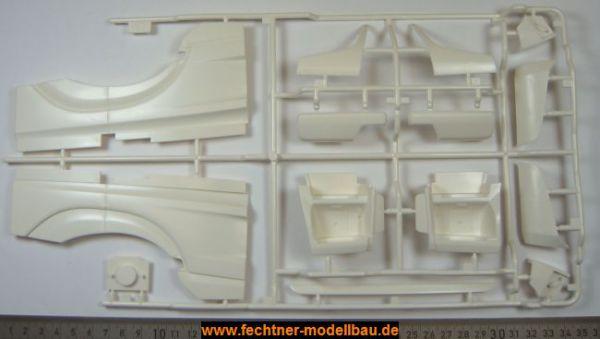Części do formowania 1 Zestaw K-parts, biały. Dla ACTROS z
