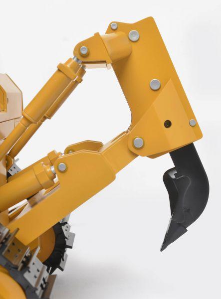 1 Komplett-Bausatz AUFREISS-ZAHN für Kettendozer CAT D9T