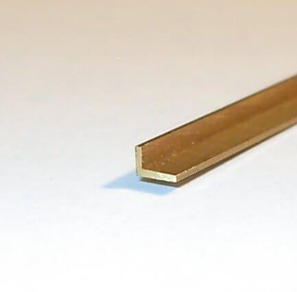 m ssing vinkelprofil 4 5x4 5 mm 50cm la tjocklek. Black Bedroom Furniture Sets. Home Design Ideas