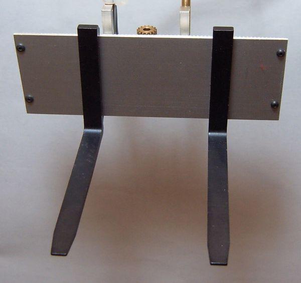 Gabel-Seitenschieber elektrisch,1 Stück. Kompletter