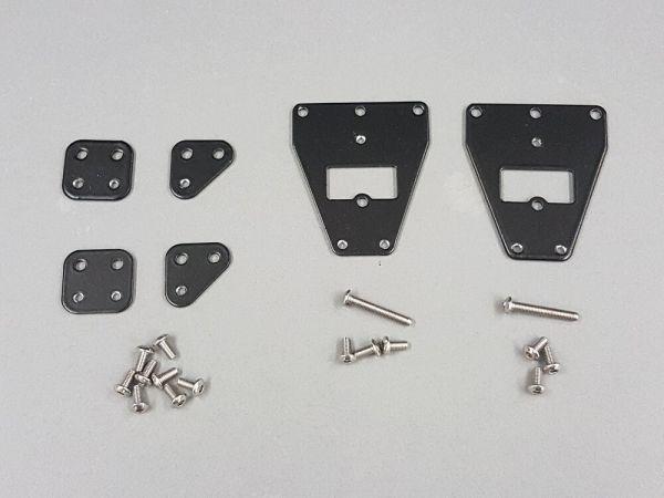 Servonaut SandMaster Riser Kit dla Arocs 3348 + 10mm