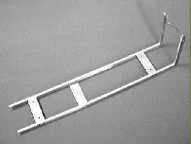 1 Schlitten Bausatz passend zu Tamiya- und Wedico-Maßstab