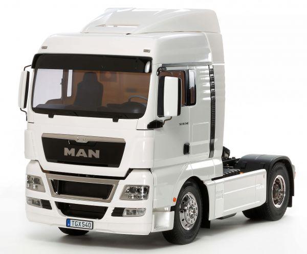 Tamiya MAN TGX, Kit. TGX XLX 18.540 4x2. Euro5