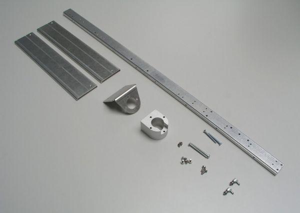 Tamiya araçların yapımı için 1 çerçeve seti