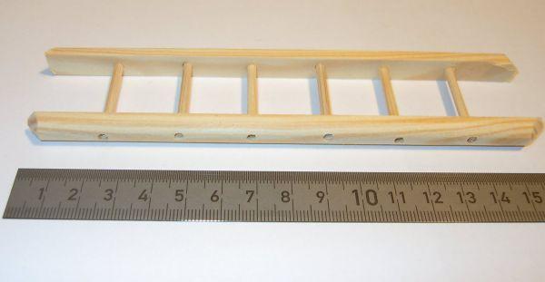 1x Holzenleiter 4 x 16cm, drabinka