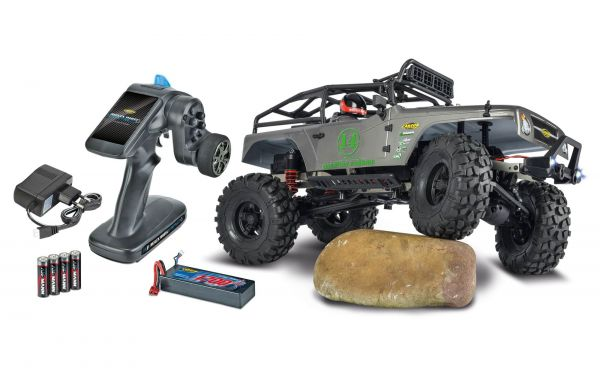 1:10 RC MC-10 Mountain Warrior 2,4 GHz und 100% RTR