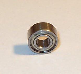 1x Miniatur-Rillenkugellager d5-D10-B4 MR