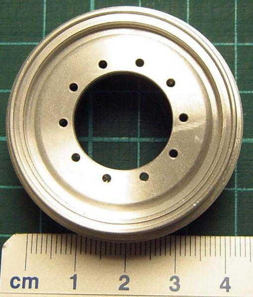 1 lastikleri 14R20, ALU için rim. = 44 / 39mm Di = 18mm, 22mm yana