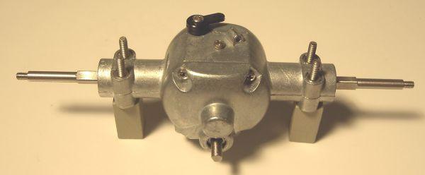 Sperrdifferential Metall 2:1 Hinterachse ohne Durchtrieb. W