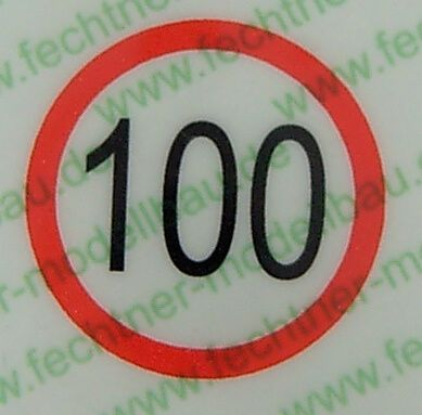 Speed Shield white / red (100) 15mm diameter
