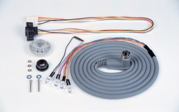 1x Semi-light kit Tamiya. Wiring harness on
