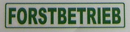 """Tekst etykiety """"Bufor"""" zielone 1: 16 folia samoprzylepna"""