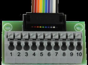 Bağlantı terminali AKL-8 BEIER-Electronic. Basit tel