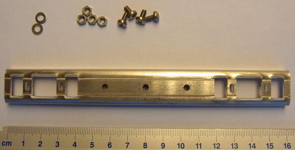 ve 160mm 4 odacıklı kuyruk ışık alüminyum tampon