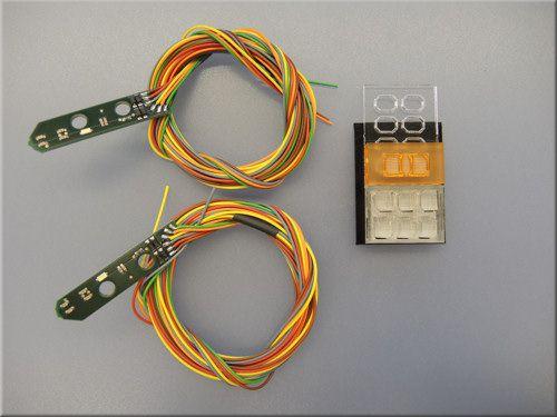 MB Actros / Arocs arka lambası kurulu. Servonaut ait LH6MB
