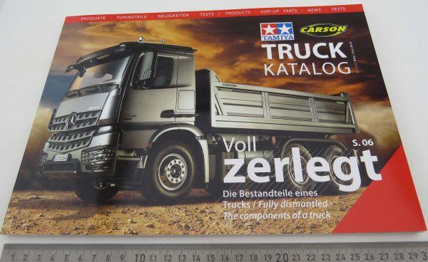 Truck Katalog von Tamiya/ Carson Ausgabe 1. Juni 2016
