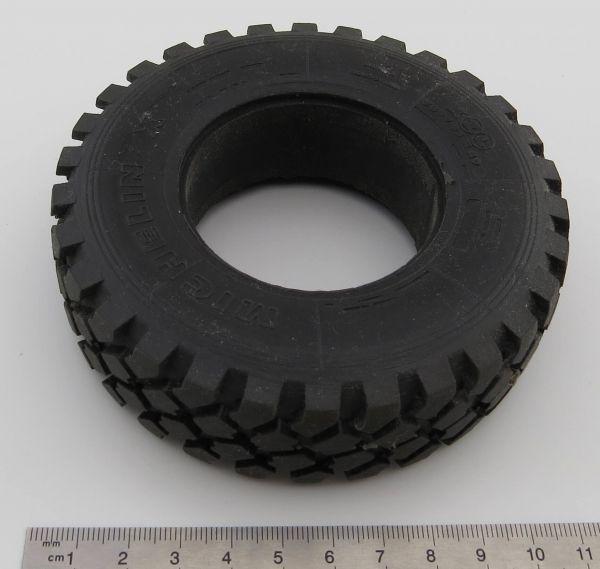 1 Reifen Michelin 365/85R20 XZL voll. Da=114mm Di=55mm,