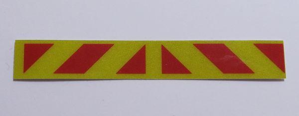 ECE70-A Sticker arka işaret sarı set