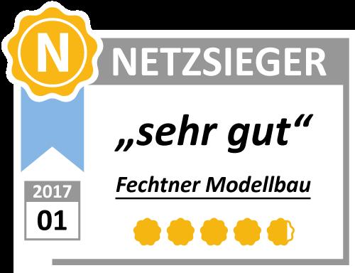 net zwycięzca Fechtner Modellbau-2017