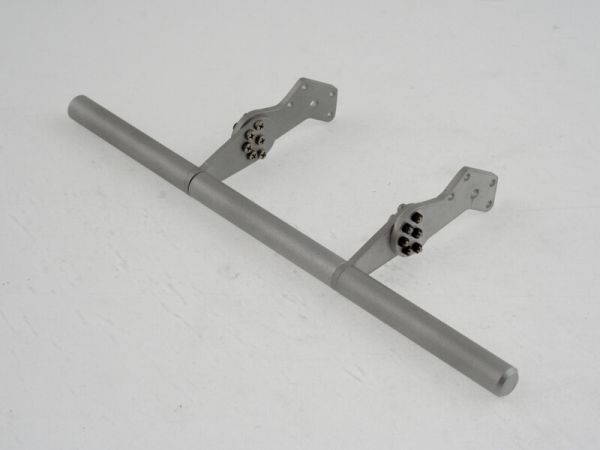 1x rear bumper, rigid. For frame width 60mm. kit