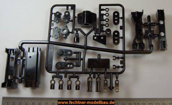 1 Spritzguss-Teilesatz C-Teile, schwarz. Für verschiedenene | Teile ...