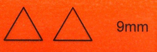 Naklejka / Sticker 1 ustawione reflektory 9mm od