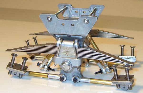 Swing zawieszenie ramię z precyzyjnych części aluminiowych odlewów, 16