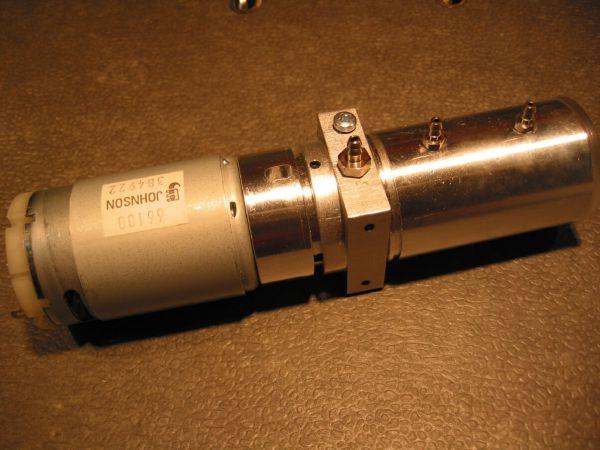 1 hydraulik pumpe 12 volt 200 ml min auf 12 bar leimbach pumpen hydraulik fahrzeug. Black Bedroom Furniture Sets. Home Design Ideas