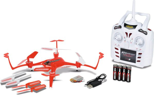 Carson X4 Quadcopter 270 Backflip 2.4G 100% RTF