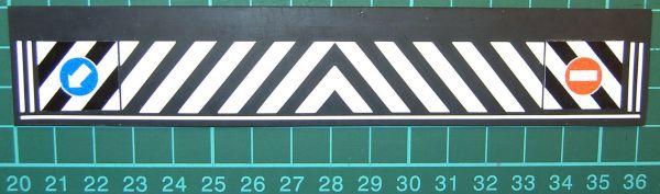 geplottetem dekora sahip 1x4x185mm hakkında 35 süzgeç Nr.1
