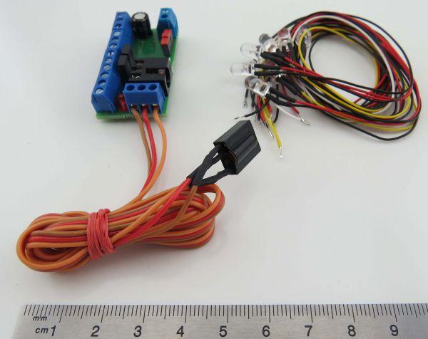 1 kızılötesi alıcı Tamiy'in MFC-01 / 03'unu tamamlar