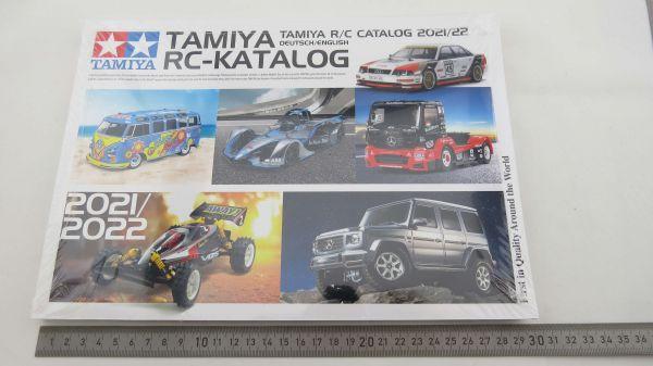 1 Modellbau RC-Katalog, TAMIYA, farbig gedruckt, aktuelle