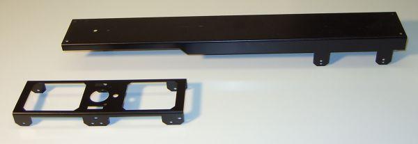 TMV framework for 2-axle trailer. Setting 435mm long,