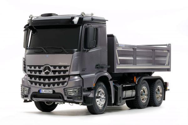 Zestaw tylnego wywrotki Tamiya Mercedes Benz Arocs 3348 6x4
