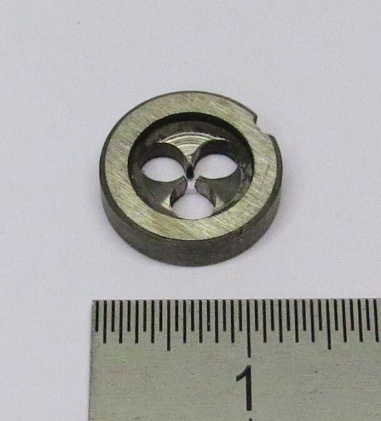 1x Schneideisen DIN 223B HSS M1,4. 12mm Außendurchmesser