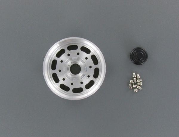 yuvası ile geniş lastikler için CARSON alüminyum yarı jantlar (2),
