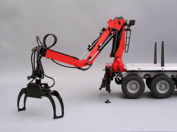 Penz Crane Kit Unpainted Short Log Loading